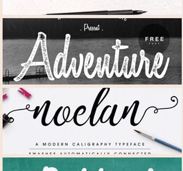 Best Free Script Fonts for Personal and Commercial Use