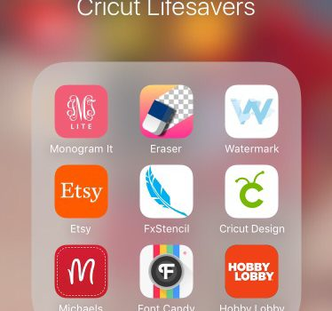 Best Apps and Websites for Cricut, Silhouette, and Cameo Users