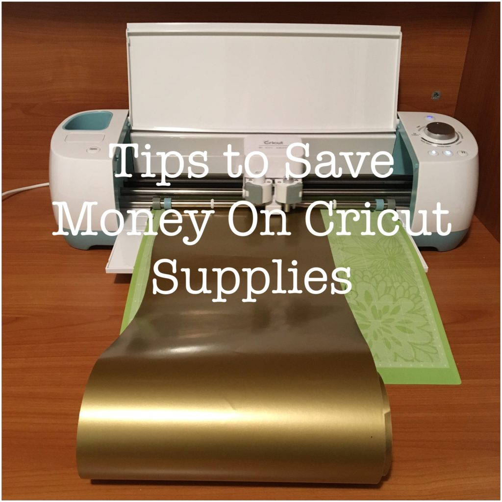 Tips And Hacks For Saving Money On Cricut Cameo And